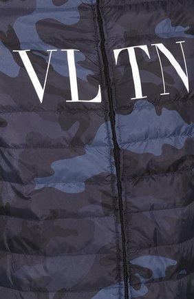 Двусторонняя пуховая куртка | Фото №5
