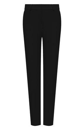 Женские брюки POLO RALPH LAUREN черного цвета, арт. 211752934 | Фото 1