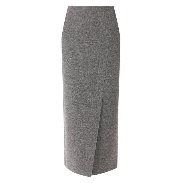 Кашемировая юбка Giorgio Armani