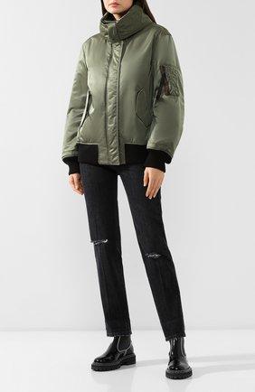 Куртка Reebok x Victoria Beckham | Фото №2