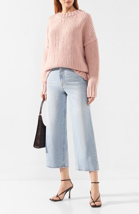 Женские джинсы TOTÊME голубого цвета, арт. FLAIR DENIM 32 193-230-742 | Фото 2