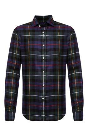 Мужская рубашка RALPH LAUREN разноцветного цвета, арт. 790758602 | Фото 1