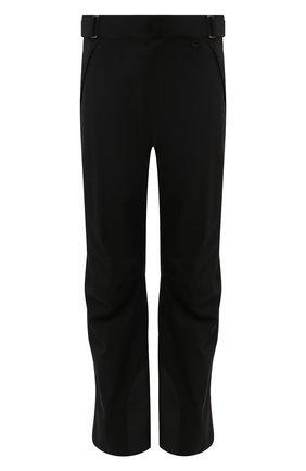 Мужской утепленные брюки MONCLER черного цвета, арт. E2-097-11438-30-53066 | Фото 1