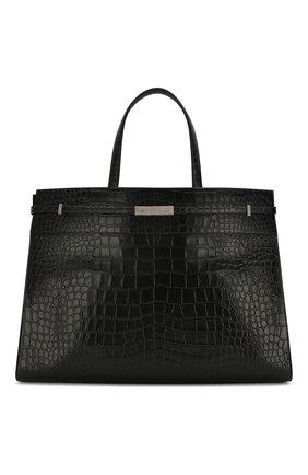 Кожаная сумка Manhattan | Фото №1