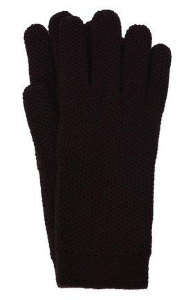 Женские кашемировые перчатки LORO PIANA фиолетового цвета, арт. FAA1252 | Фото 1 (Статус проверки: Проверено, Проверена категория; Материал: Кашемир, Шерсть)