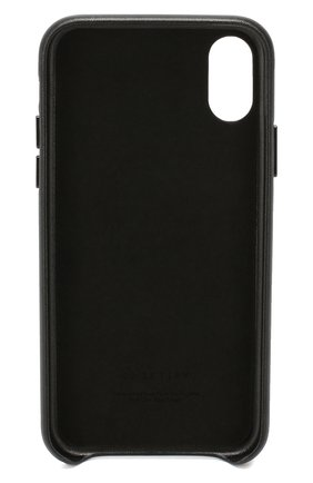 Мужской чехол для iphone x/xs VETEMENTS черного цвета, арт. UAH20AC901/M/IPH0NE XS | Фото 2