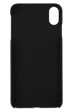 Мужской чехол для iphone xs max OFF-WHITE черного цвета, арт. 0MPA011F192940131001 | Фото 2