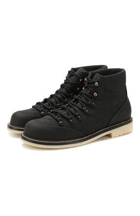 Текстильные ботинки Laax Active Walk | Фото №1