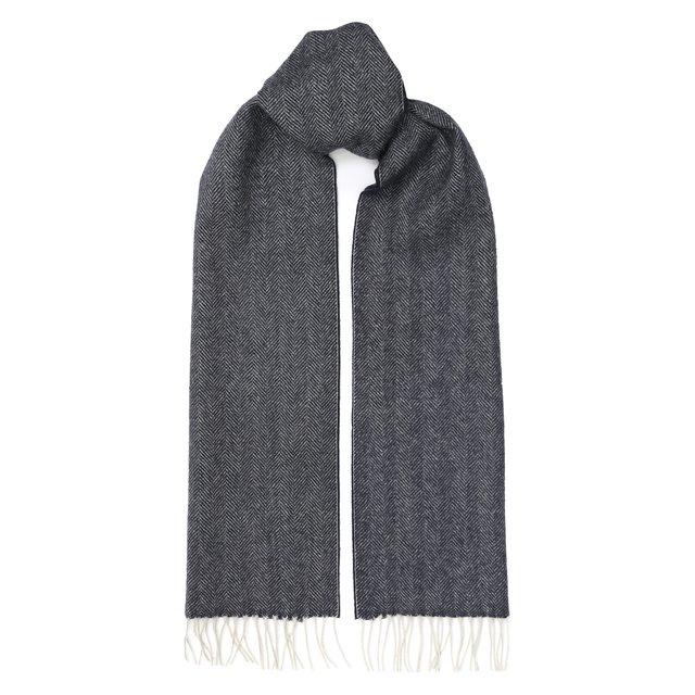 Шерстяной шарф AD56