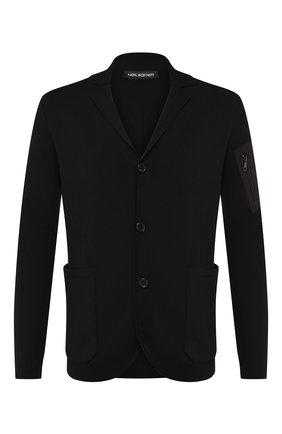 Пиджак из смеси вискозы и шерсти | Фото №1