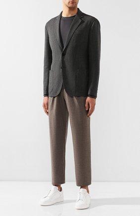 Шерстяной пиджак | Фото №2