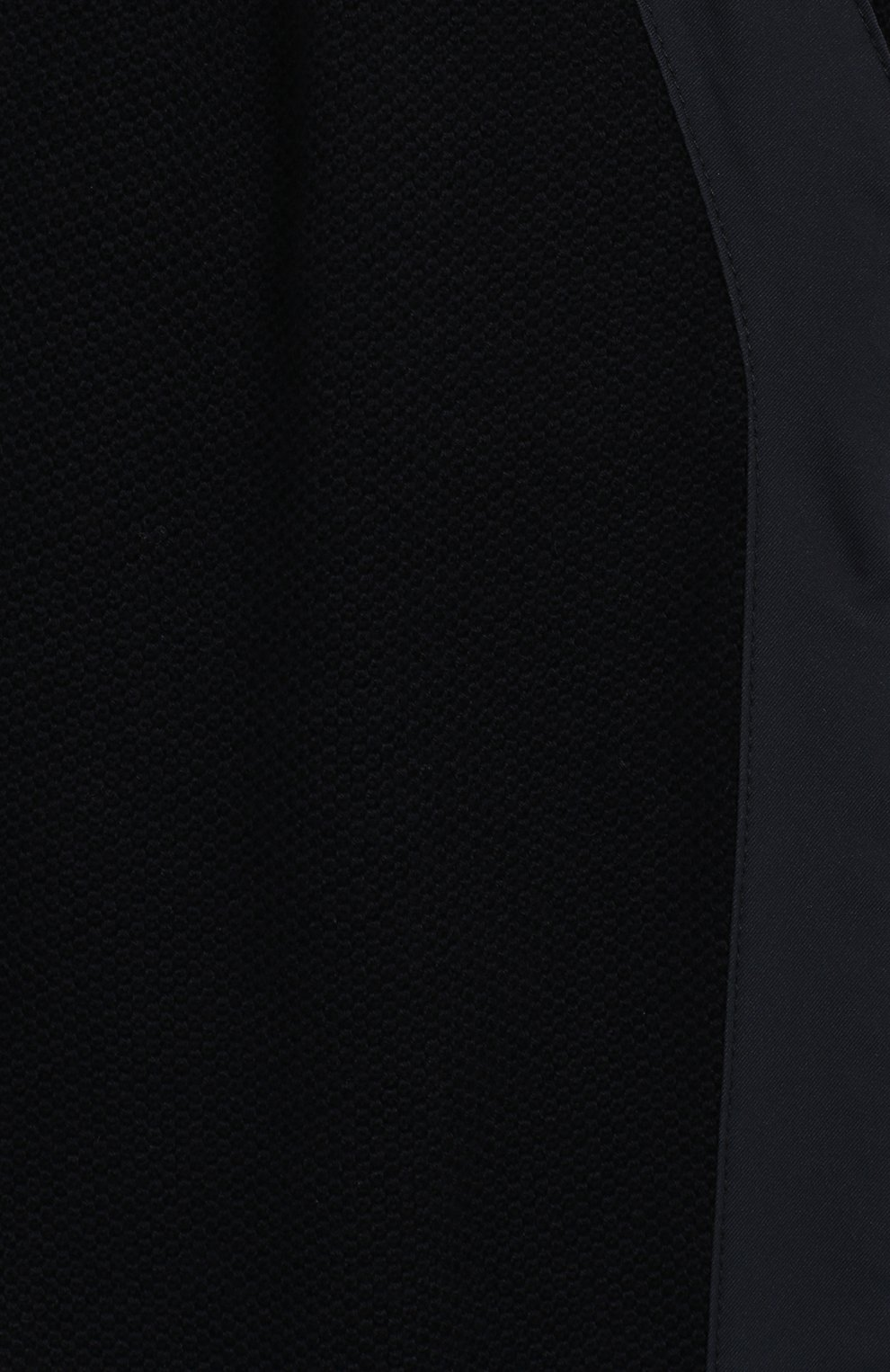 Детские шерстяные брюки LORO PIANA темно-синего цвета, арт. FAI8006 | Фото 3
