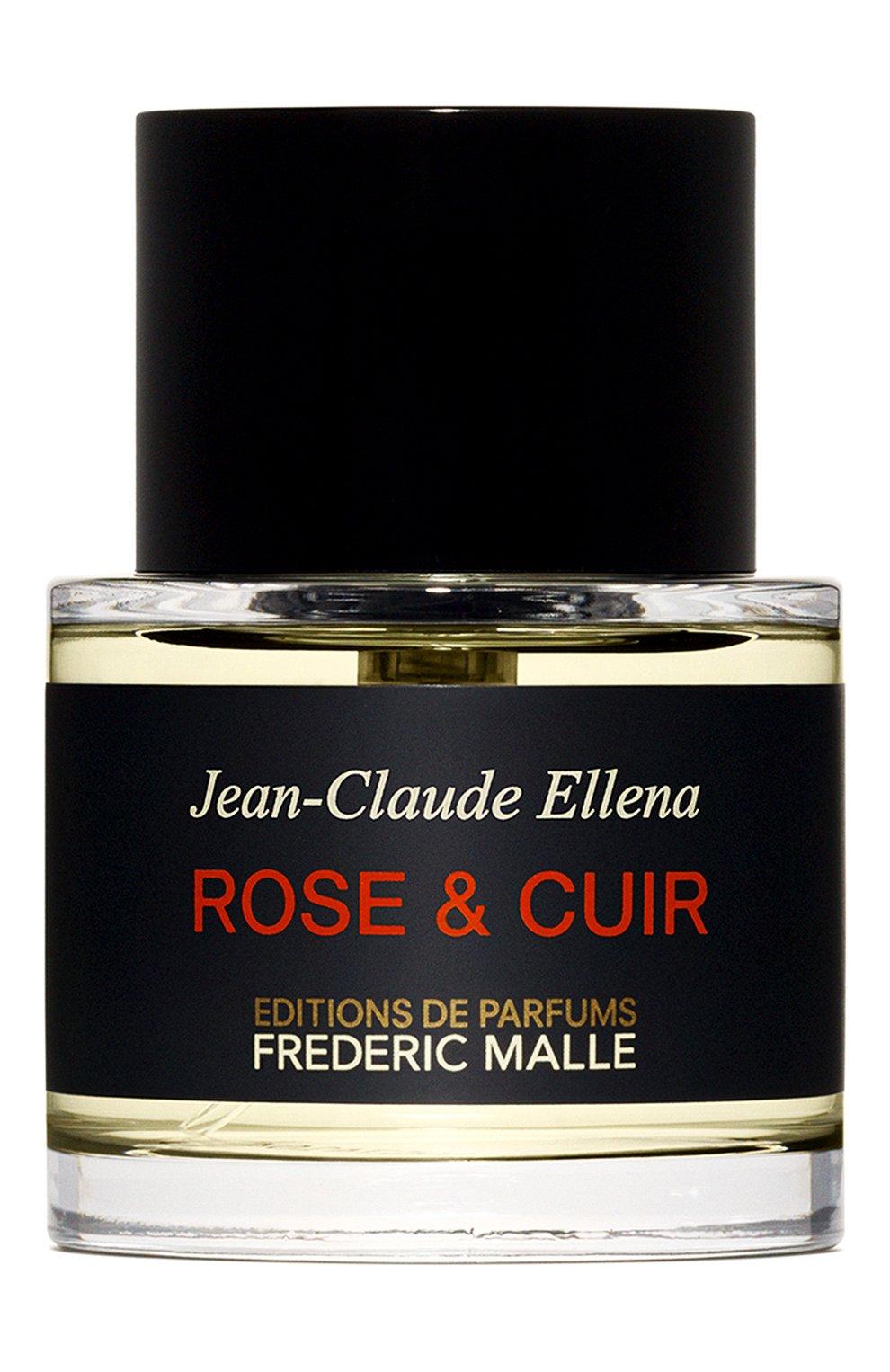 Женский парфюмерная вода rose & cuir FREDERIC MALLE бесцветного цвета, арт. 3700135016149 | Фото 1