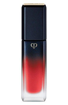 Женская жидкая помада с эффектом матового покрытия, 107 CLÉ DE PEAU BEAUTÉ бесцветного цвета, арт. 15642CP | Фото 1