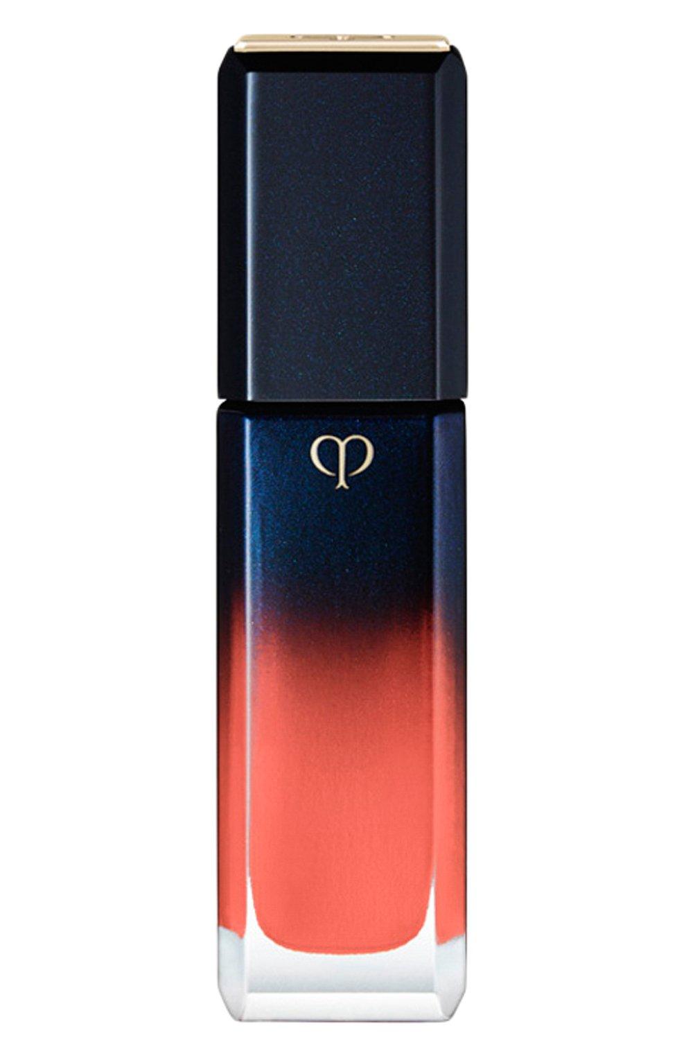 Женская жидкая помада с эффектом глянцевого сияния, 5 CLÉ DE PEAU BEAUTÉ бесцветного цвета, арт. 15691CP | Фото 1