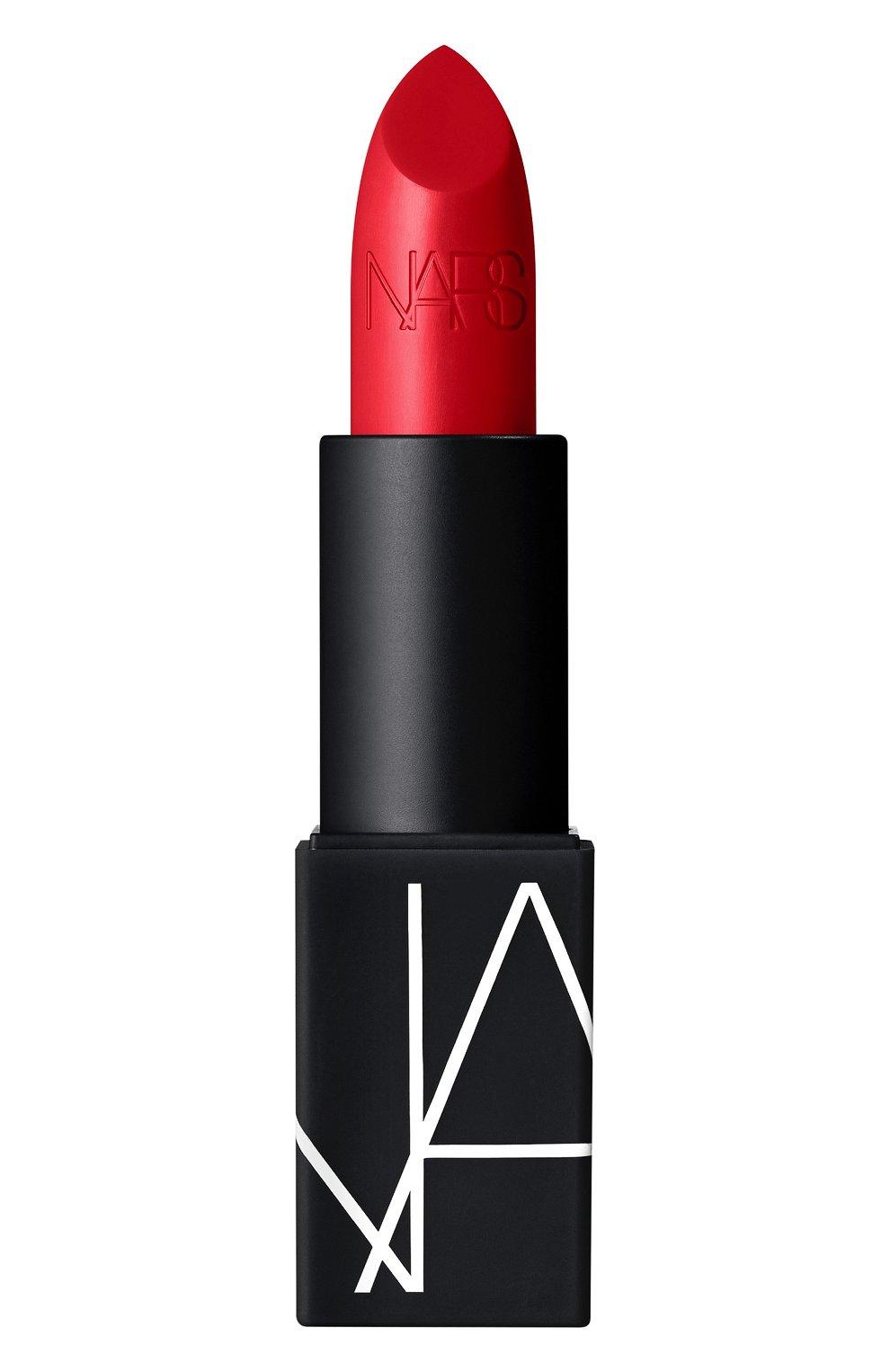 Женская помада для губ, оттенок inappropriate red NARS бесцветного цвета, арт. 2977NS | Фото 1