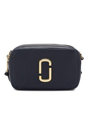 Женская сумка the softshot 21 MARC JACOBS (THE) темно-синего цвета, арт. M0014591 | Фото 1