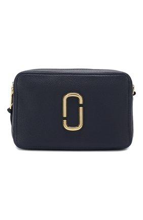 Женская сумка the softshot 27 MARC JACOBS (THE) темно-синего цвета, арт. M0014592 | Фото 1