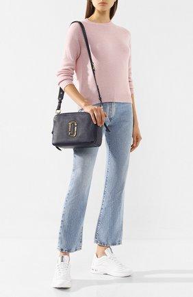 Женская сумка the softshot 27 MARC JACOBS (THE) темно-синего цвета, арт. M0014592 | Фото 2