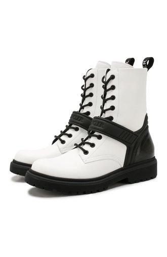 Кожаные ботинки Calypso
