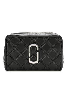 Женская сумка the softshot 21 MARC JACOBS (THE) черного цвета, арт. M0015419   Фото 1