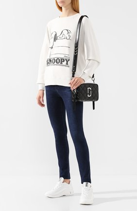 Женская сумка the softshot 21 MARC JACOBS (THE) черного цвета, арт. M0015419   Фото 2