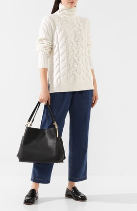 Женская сумка dalton COACH черного цвета, арт. 73545 | Фото 2