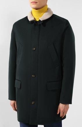 Кашемировое пальто   Фото №3