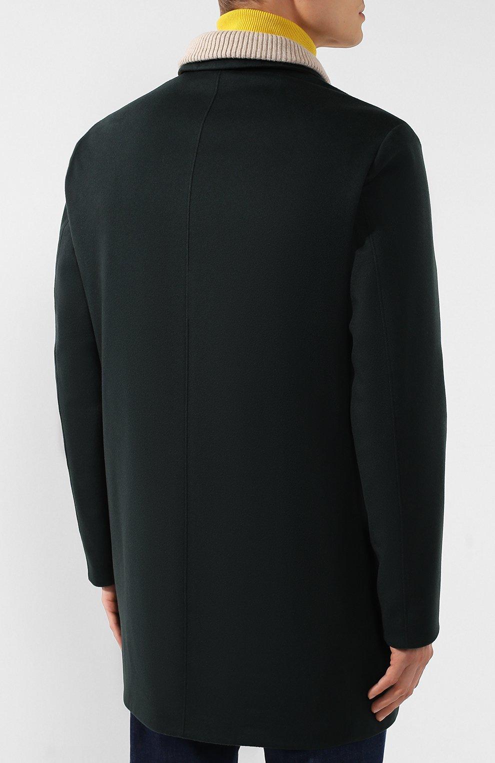 Кашемировое пальто   Фото №4