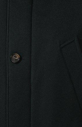 Кашемировое пальто   Фото №5