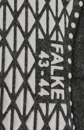 Мужские шерстяные носки FALKE красного цвета, арт. 16560 | Фото 2