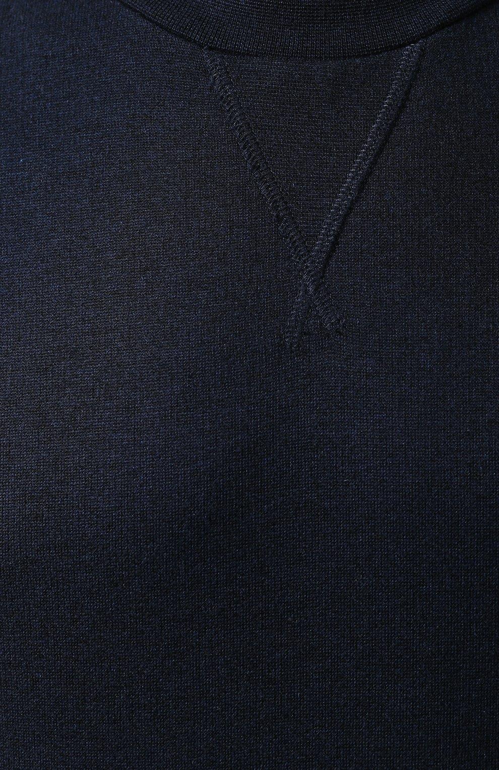 Хлопковый свитшот   Фото №5