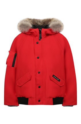 Пуховая куртка Rundle | Фото №1