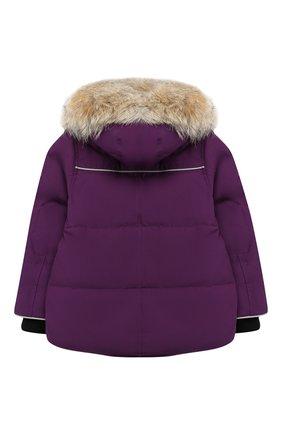 Пуховая куртка Snowy Owl | Фото №2