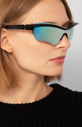 Мужские солнцезащитные очки MAISON MARGIELA разноцветного цвета, арт. MMECH0 005/301 | Фото 2