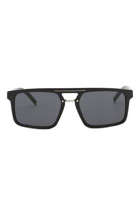 Мужские солнцезащитные очки DIOR черного цвета, арт. BLACKTIE262S 807 | Фото 2