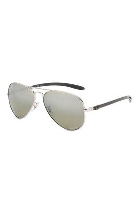 Мужские солнцезащитные очки RAY-BAN серого цвета, арт. 8317CH-003/5J | Фото 1