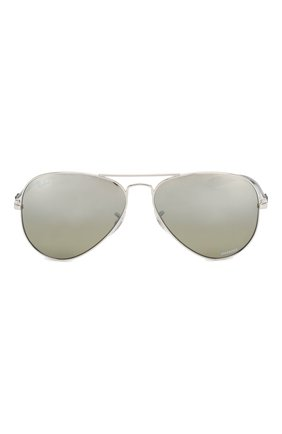 Мужские солнцезащитные очки RAY-BAN серого цвета, арт. 8317CH-003/5J | Фото 2