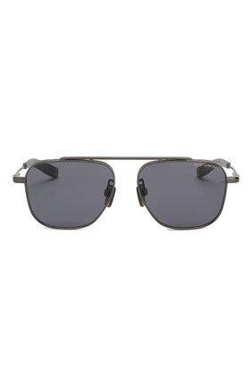 Мужские солнцезащитные очки DITA темно-серого цвета, арт. LSA-102/04 | Фото 2