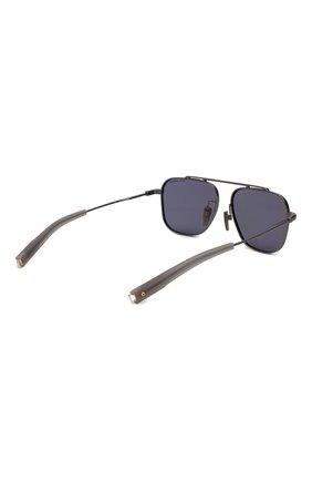 Мужские солнцезащитные очки DITA темно-серого цвета, арт. LSA-102/04 | Фото 3