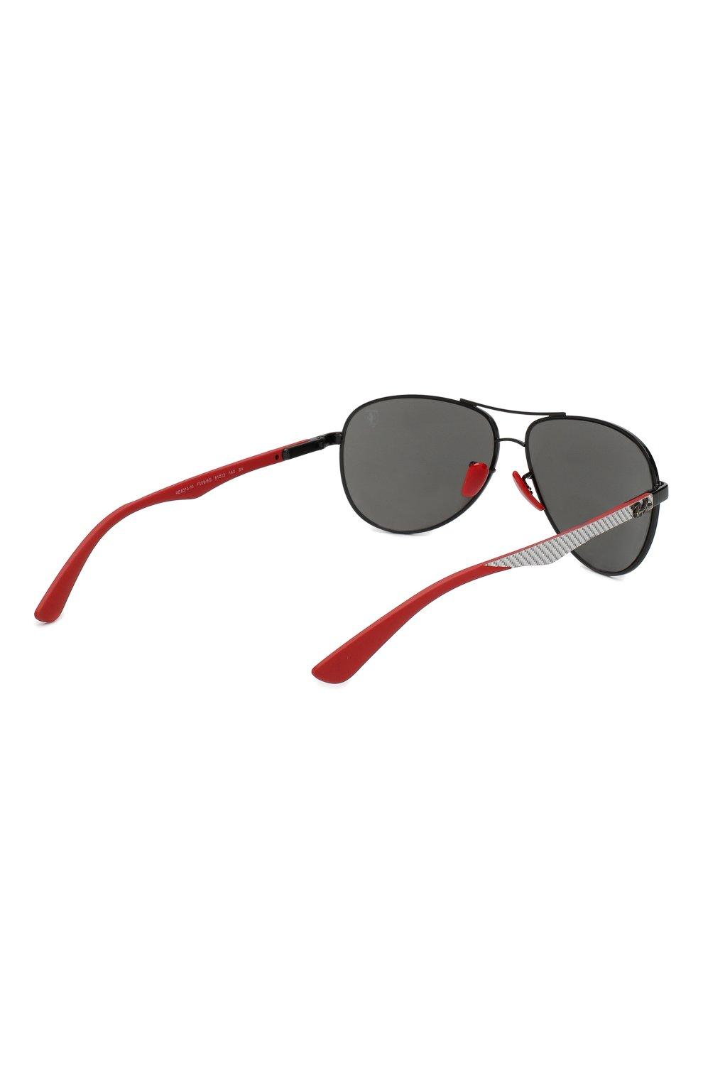 Мужские солнцезащитные очки RAY-BAN разноцветного цвета, арт. 8313M-F0096G | Фото 3