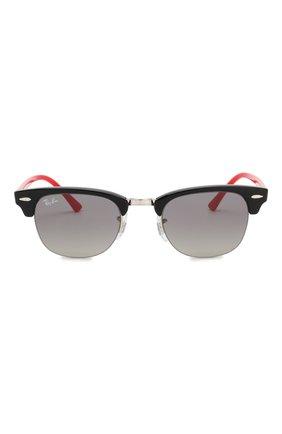 Мужские солнцезащитные очки RAY-BAN разноцветного цвета, арт. 4354-642411   Фото 2