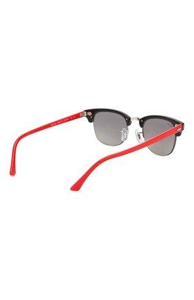 Мужские солнцезащитные очки RAY-BAN разноцветного цвета, арт. 4354-642411   Фото 3