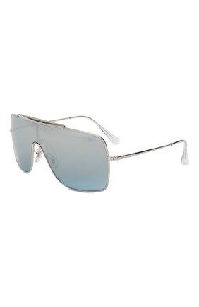 Мужские солнцезащитные очки RAY-BAN серебряного цвета, арт. 3697-003/Y0 | Фото 1