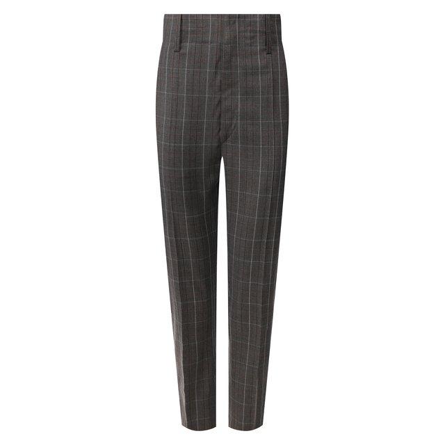 Шерстяные брюки Isabel Marant Etoile