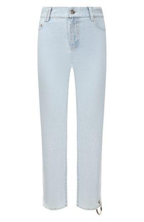 Женские джинсы ACT N1 голубого цвета, арт. PFP1901 | Фото 1
