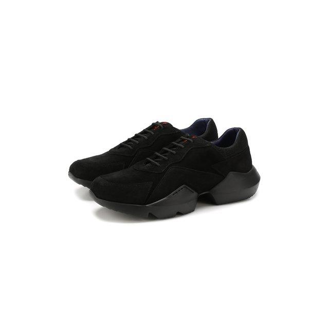 Замшевые кроссовки KNT — Замшевые кроссовки