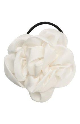 Детская резинка s.fleur JUNEFEE белого цвета, арт. 6123 | Фото 2