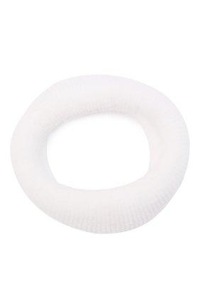 Детская резинка basic xl JUNEFEE белого цвета, арт. 6116 | Фото 1