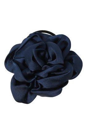 Детская резинка s.fleur JUNEFEE темно-синего цвета, арт. 6090 | Фото 1
